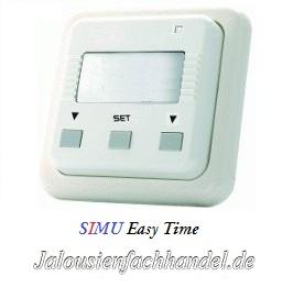 Easy Time - Zeitschaltuhr mit Memoryfunktion