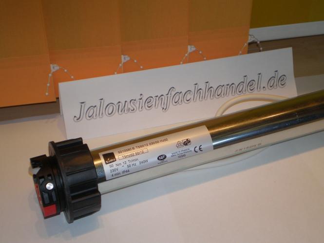 Funkantrieb T5 E 8/17 - Rollladenmotor für 60er Welle