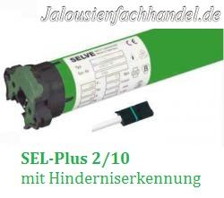 Selve SEL-Plus 2/10 Rolladenmotor