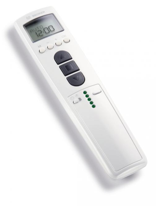 5-Kanal Handsender mit integrierter Zeitschaltuhr Centronic TimeControl TC445-II