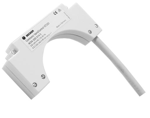 Funkempfänger Unterputz Centronic VarioControl VC320