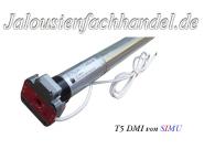 Rohrantrieb T5-15/17DMI - Rollladenmotor für 60er Welle